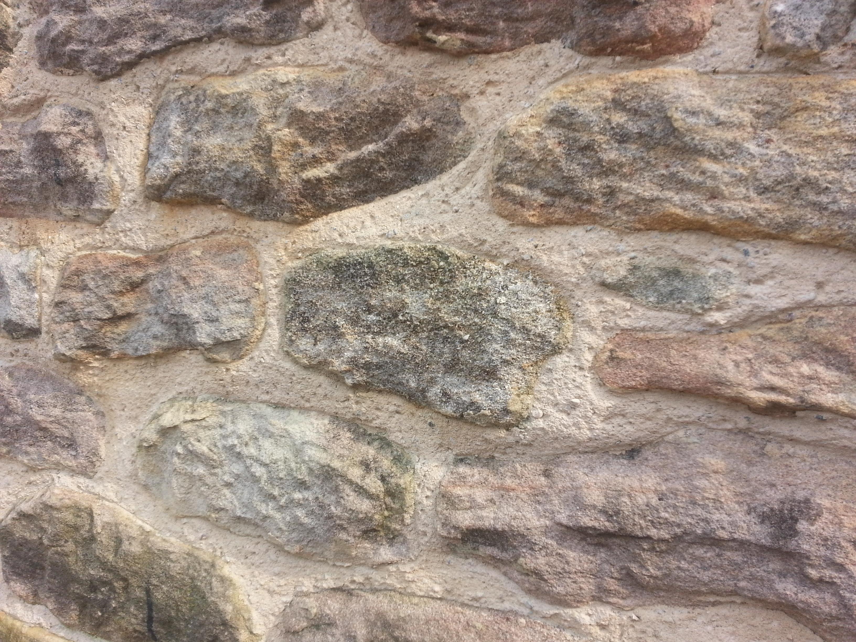 Lime Mortar Detail