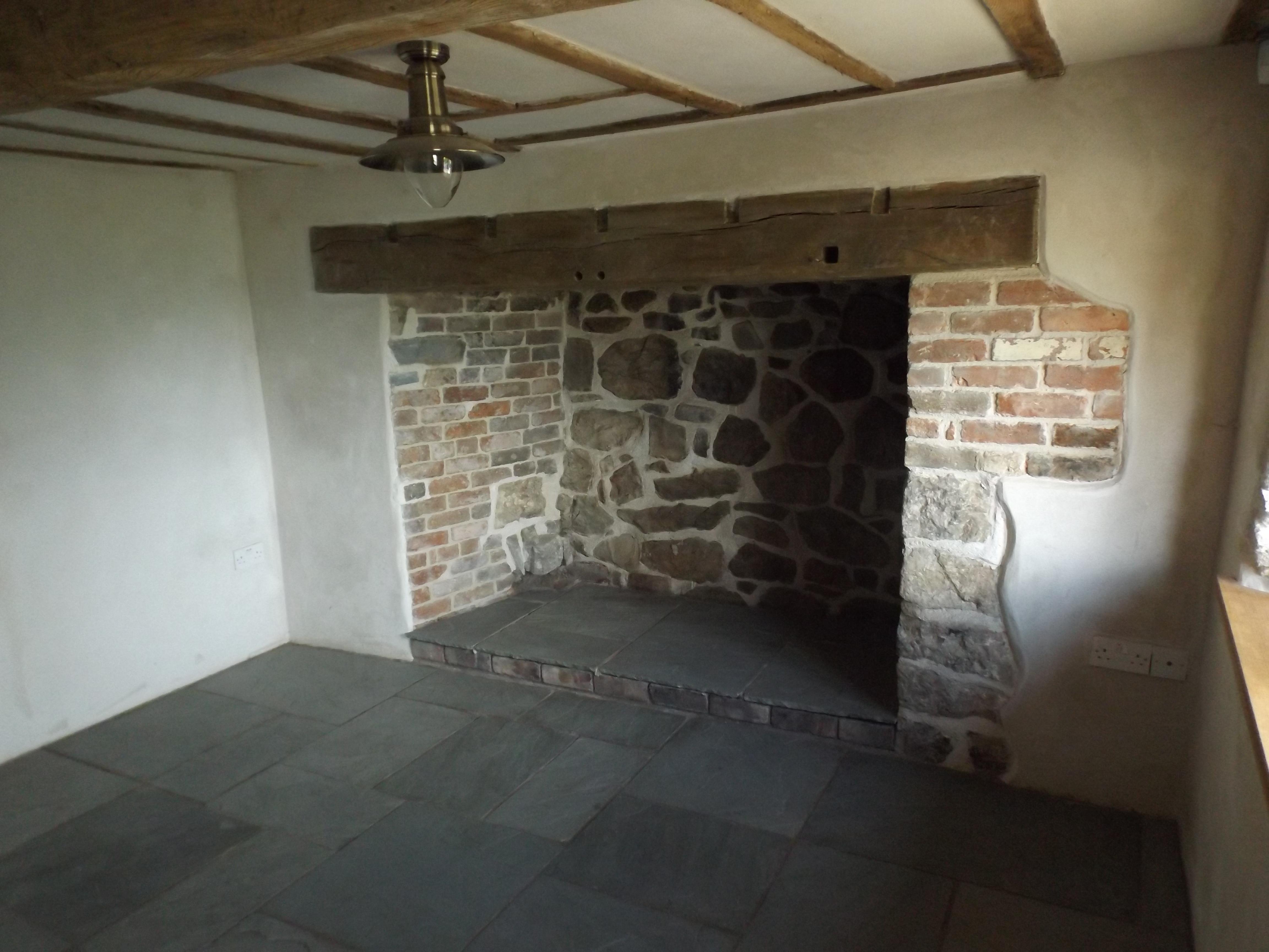 inglenook fireplace arcadian restoration